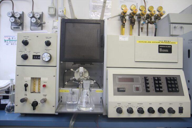 Laboratorio di Chimica strumentale_IIS Galilei Jesi