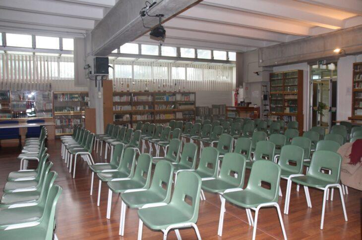 Biblioteca_IIS Galilei Jesi