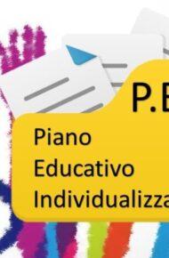 Indicazioni operative per la redazione dei PEI per l'a.s.2021/2022